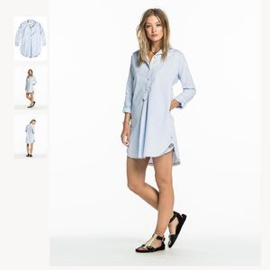 Maison Scotch Shirtdress.